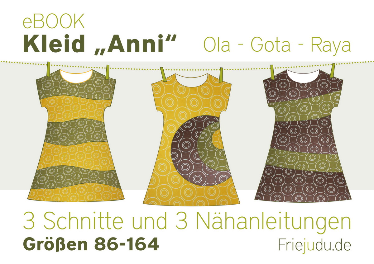 Freebook kleid 134